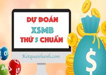 Dự đoán XSMB Thứ 5. Dự đoán XSMB hôm nay, tỉnh Hà Nội miễn phí 100%