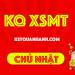 XSMT hoom nay - KQXS MT Chủ nhật - KQXS miền trung hôm nay